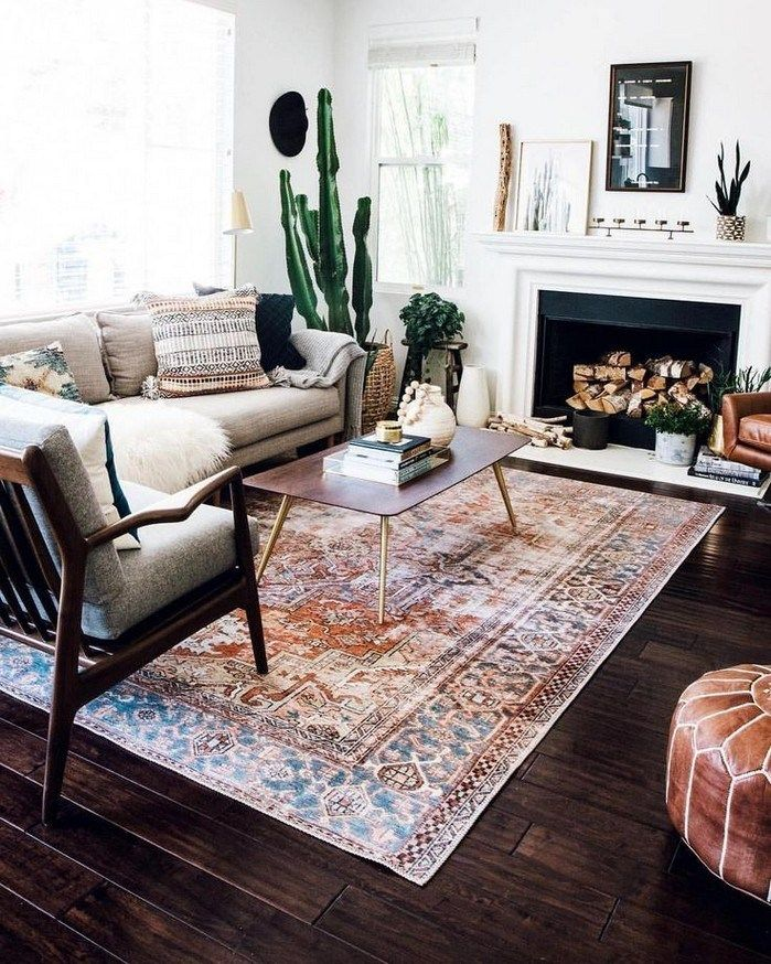 98 A Bohemian Mid Century Modern Living Room Like No Other Sitting Room Design Rugs In Living Room Luxury Living Room