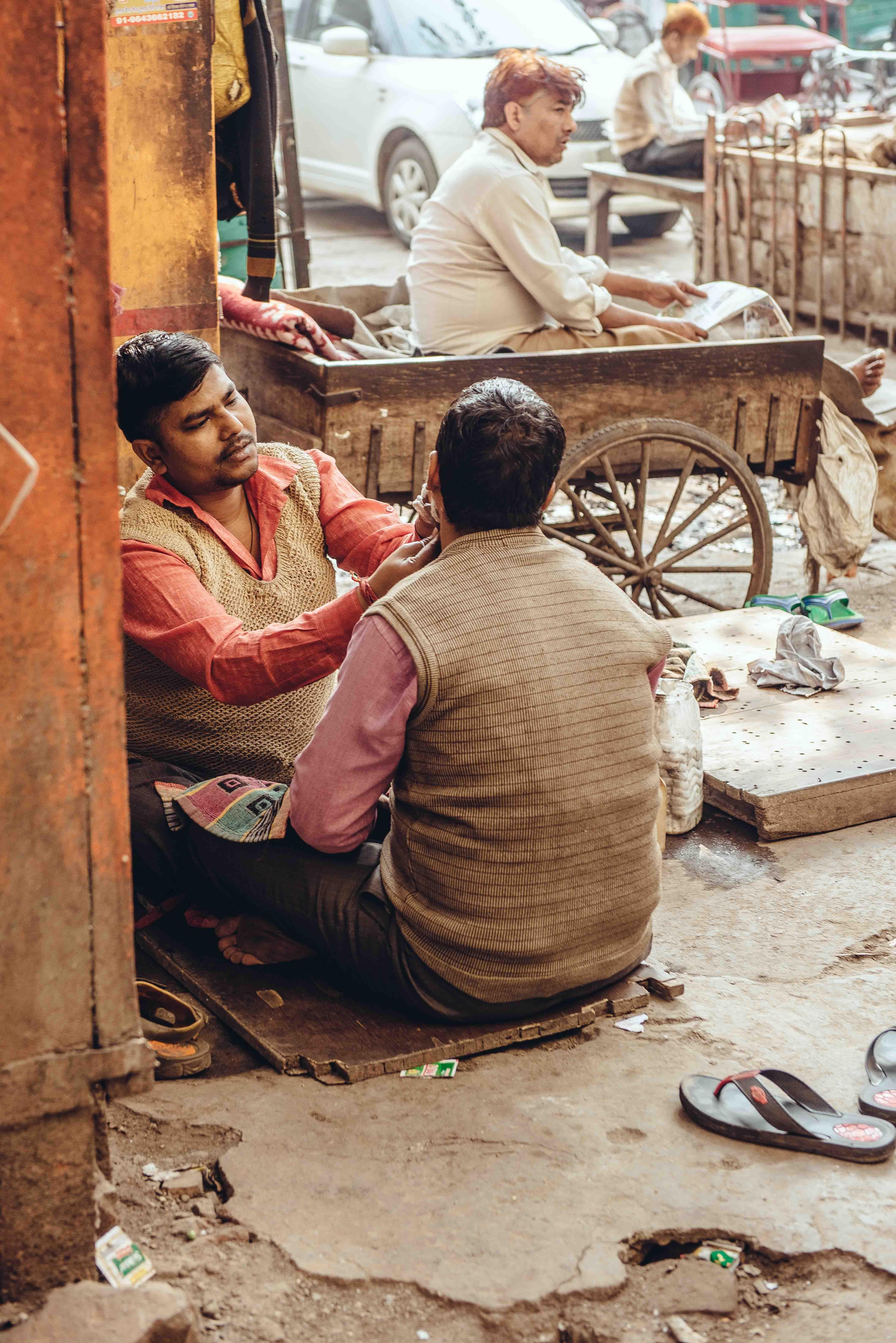 DELHI STREETS – INDIA www.chasintherisingsun.com