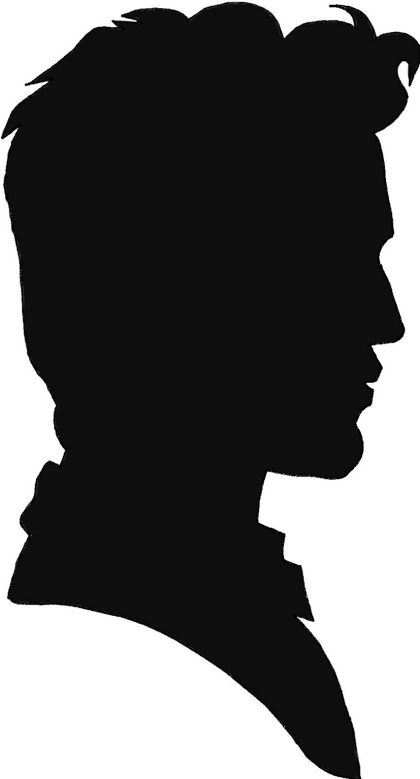 Woman Hair Wind Silhouette Images, Stock Photos & Vectors ...  Face Profile Silhouette Blowing