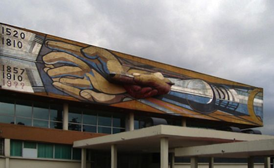David Alfaro Siqueiros Mexican History Or The Right For Culture