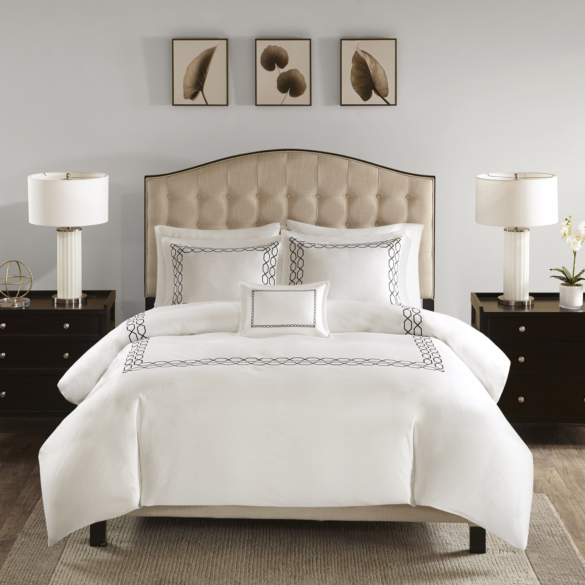 synthetic sateen colored fill comforter