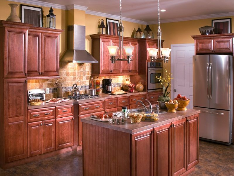 Costco Kitchen Cabinets All Wood Cabinetry  Httpkaamz Amusing Costco Kitchen Remodel 2018