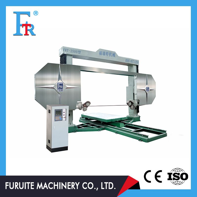 FRT-2500 Hot sale!!!Diamond wire saw cutting machine for quarry ...