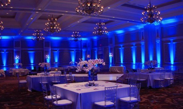 Blue Uplighting This Is For You Daiyn9 Formal Party