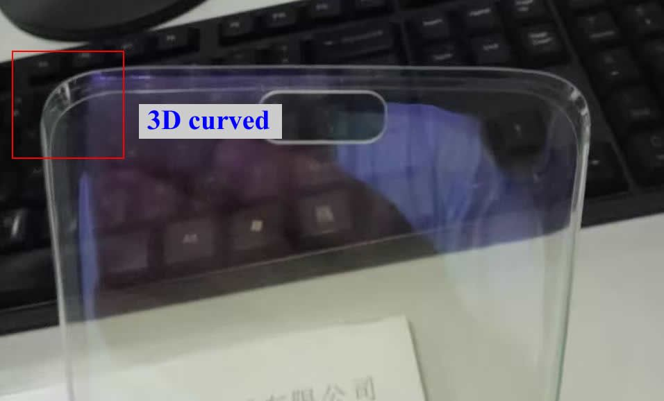 3D full curverd tempered screen protector