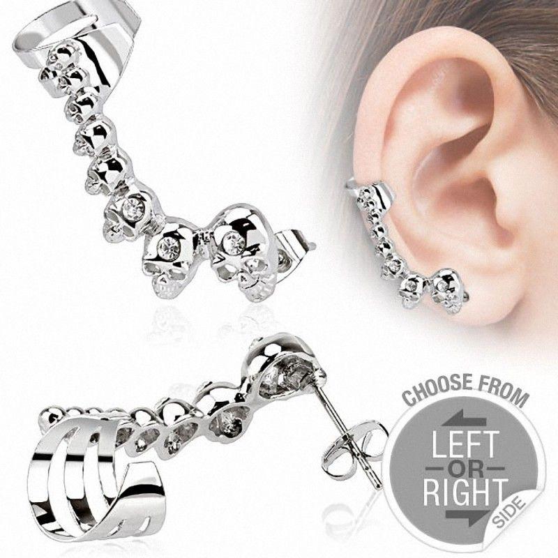 Vente boucle d'oreille acier chirurgical