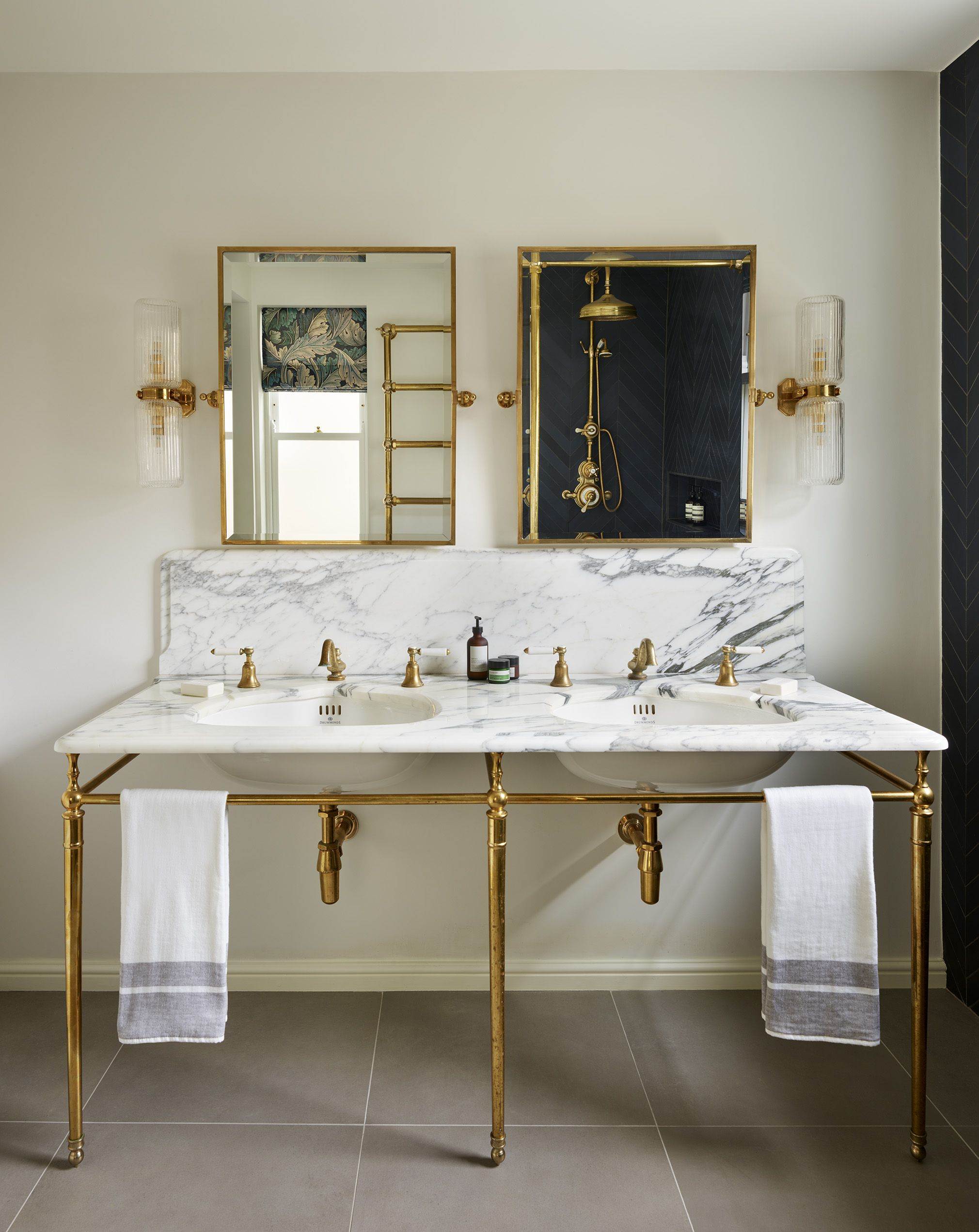 English Bathroom Design Simple Designeddrummonds' Bathroom Design Service This Townhouse Review