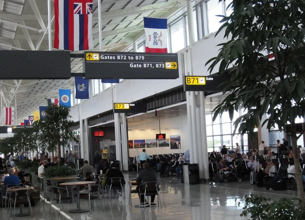 Washington DC Dulles Airport Baggage Auctions IAD Baggage - Washington dc airports map locations