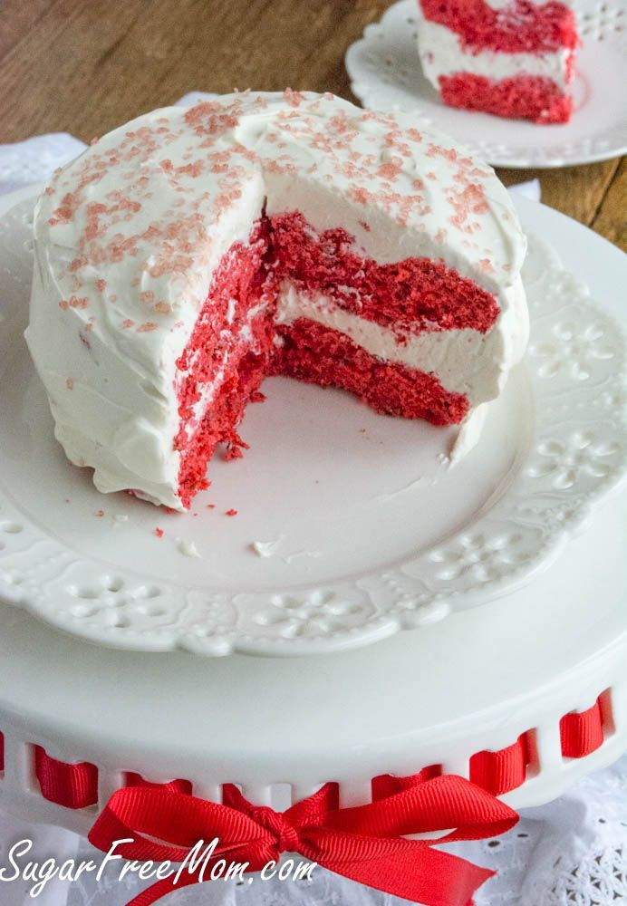 Sugar-Free Red Velvet Couple's Mug Cake | Recipe (With ...
