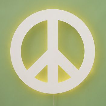 PB Teen...peace wall light | Peace and Love | Pinterest | Peace, PB ...