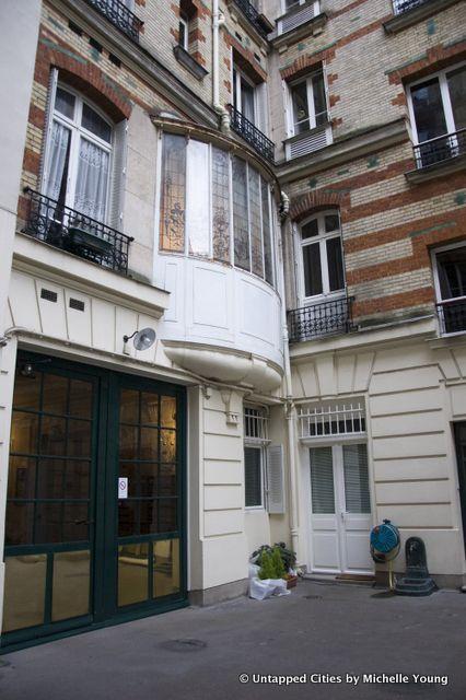 Jim Morrison Paris Apartment Marais 17 Rue Beautreillis