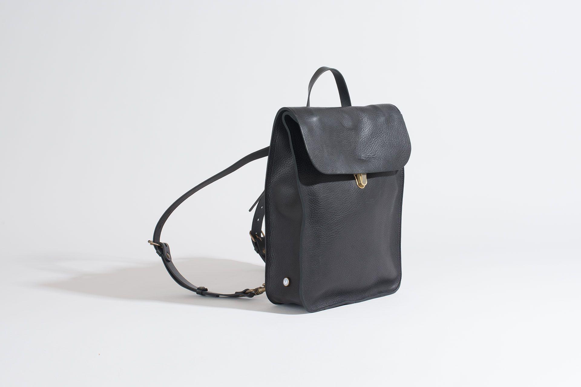 Sac à dos en cuir pour Homme I Made in France | Le sac à dos