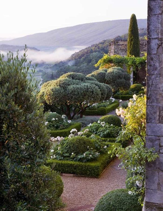 A Provence Garden Fit for A Fairytale - The Ace Of Space Blog -   10 garden design French provence france ideas