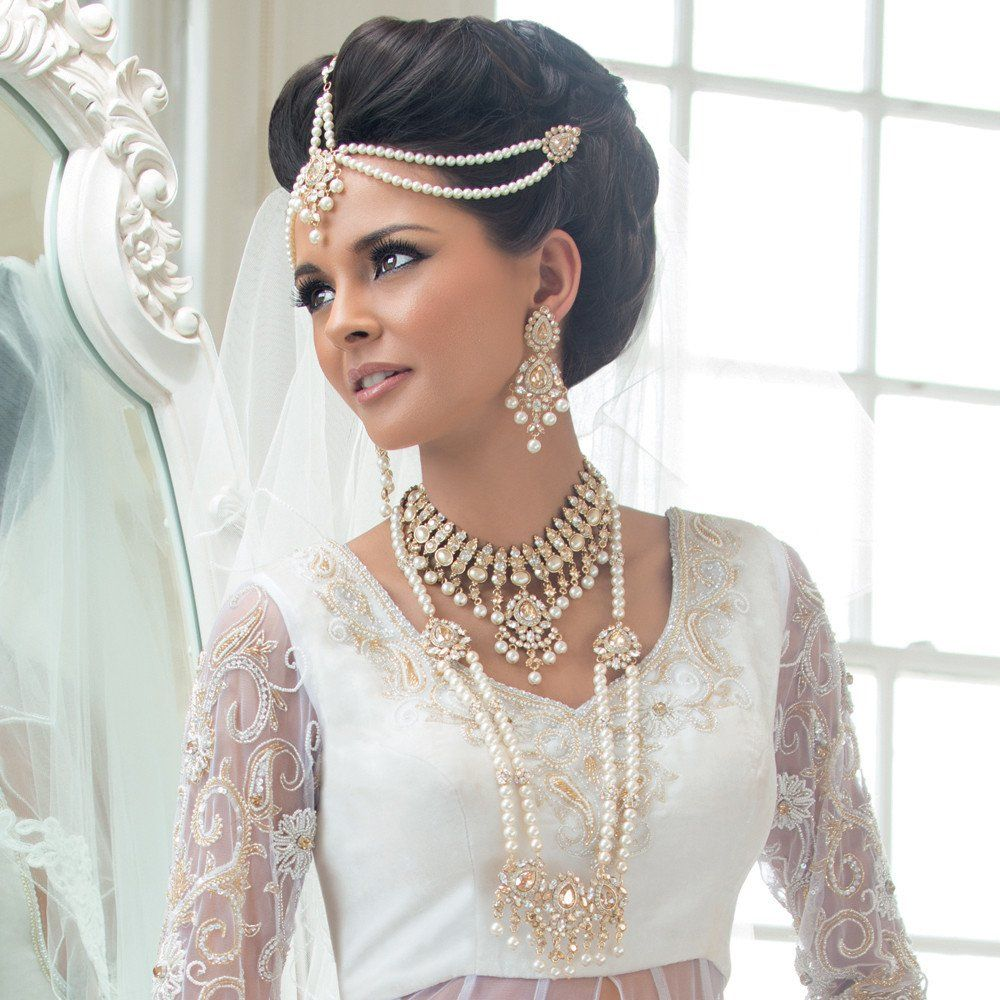 The Tivalli Collection | Indian bridal makeup, Bridal make up and ...