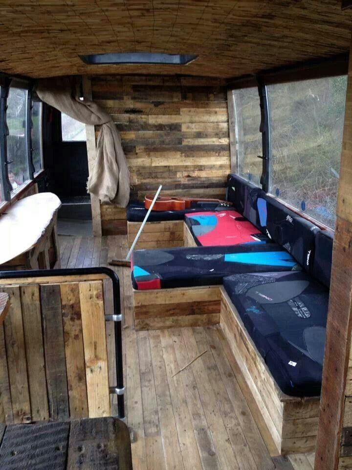 100 Cozy Camper Van Bed Ideas