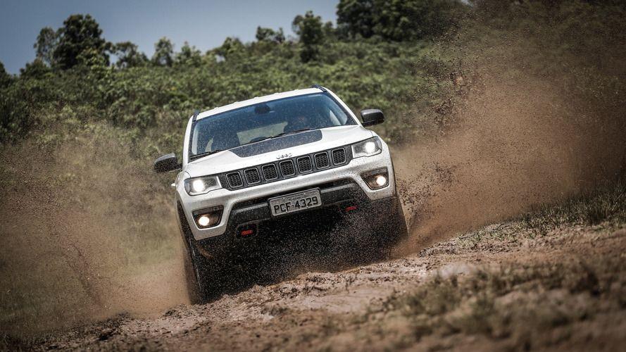 Teste Jeep Compass Trailhawk O Melhor Suv Nacional Suv Jeep