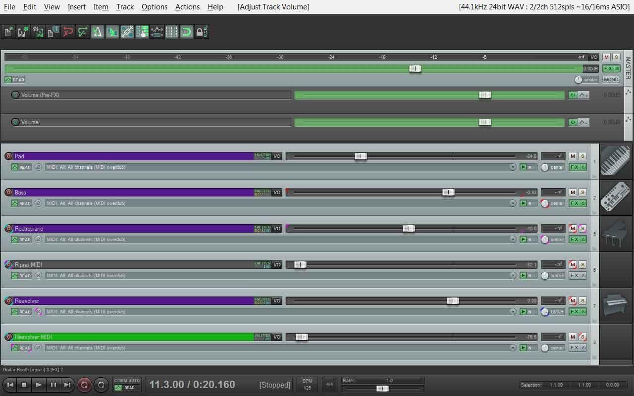 Reaper Vs Fl Studio Psyrox Digital Music Digital Studio