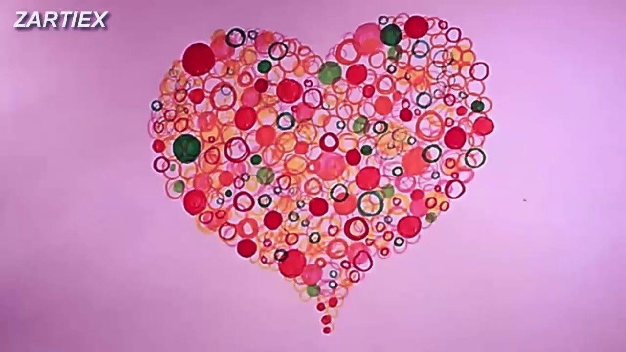 Dibujos Bonitos Y Faciles Para Colorear: Dibujos De Amor Animados Para Colorear Faciles Y Bonitos