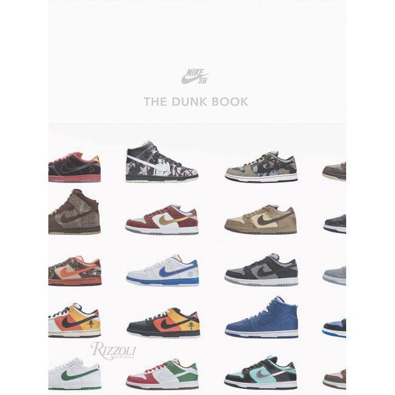 Nike Sb The Dunk Book Hardcover Walmart Com Nike Sb Basketball Silhouette Nike Dunks
