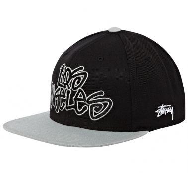 Stussy La Ball Cap Stussy Love Hat