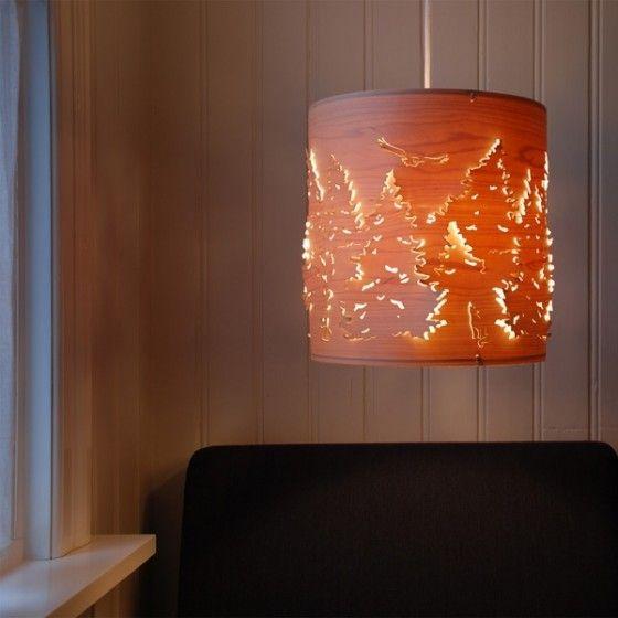 Bilderesultat for norwegian forest lampe