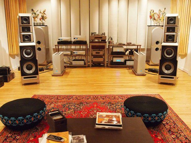 State Of The Art System 1 Audiophile Room Audio Room Sound Room