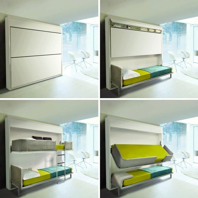 14 creative takes on the classic murphy bed murphy bed kids rooms 14 creative takes on the classic murphy bed murphy bunk bedsmurphy bed plansmurphy solutioingenieria Image collections