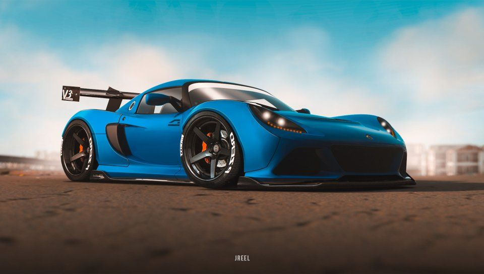 Blue Lotus Exige Sports Car Wallpaper Lotus Exige Sports Car Wallpaper Sports Car