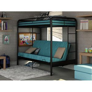 I Love This For A Guest Room Walmart Dorel Twin Over Futon Bunk
