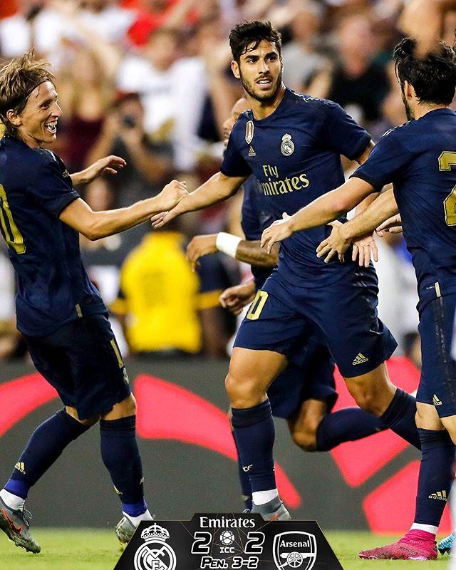 Real Madrid Instagram
