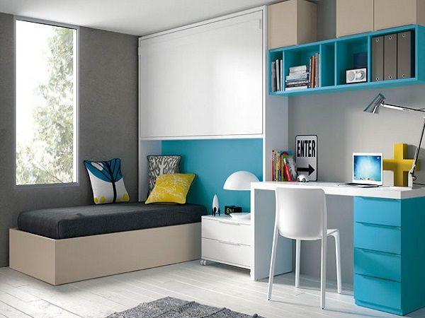 10 consejos para decorar apartamentos peque os muebles for Ideas para apartamentos pequenos