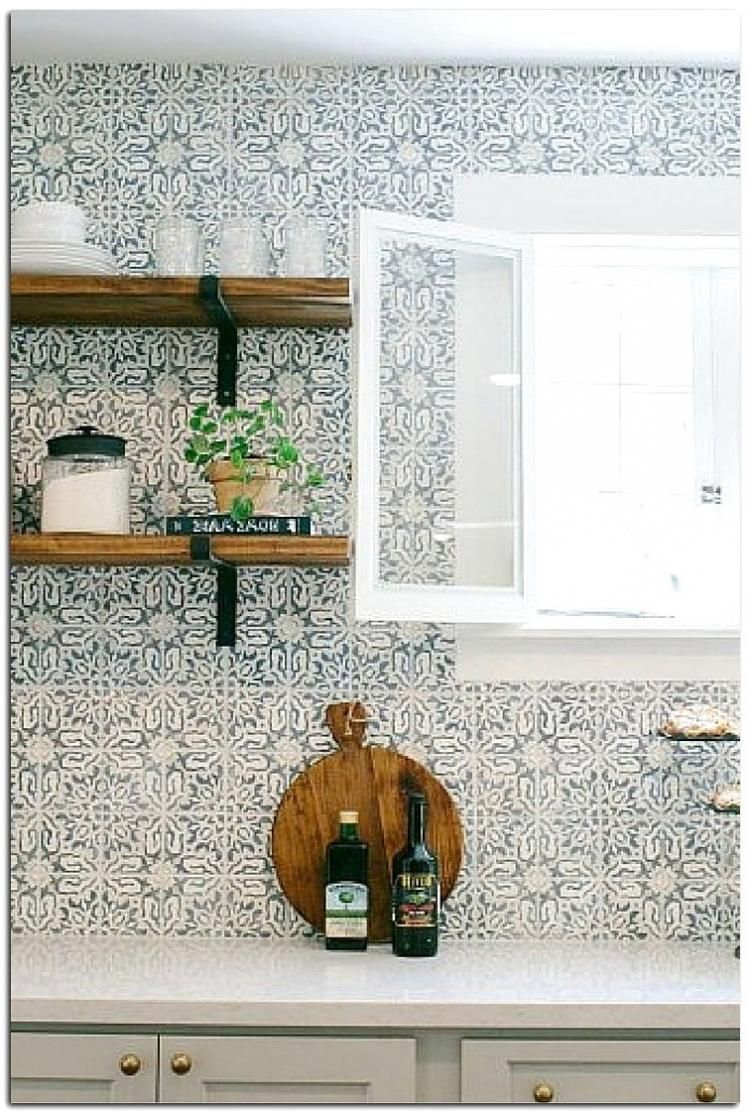 40 Wonderful And Simple Kitchen Tile Decoration Ideas Best Of