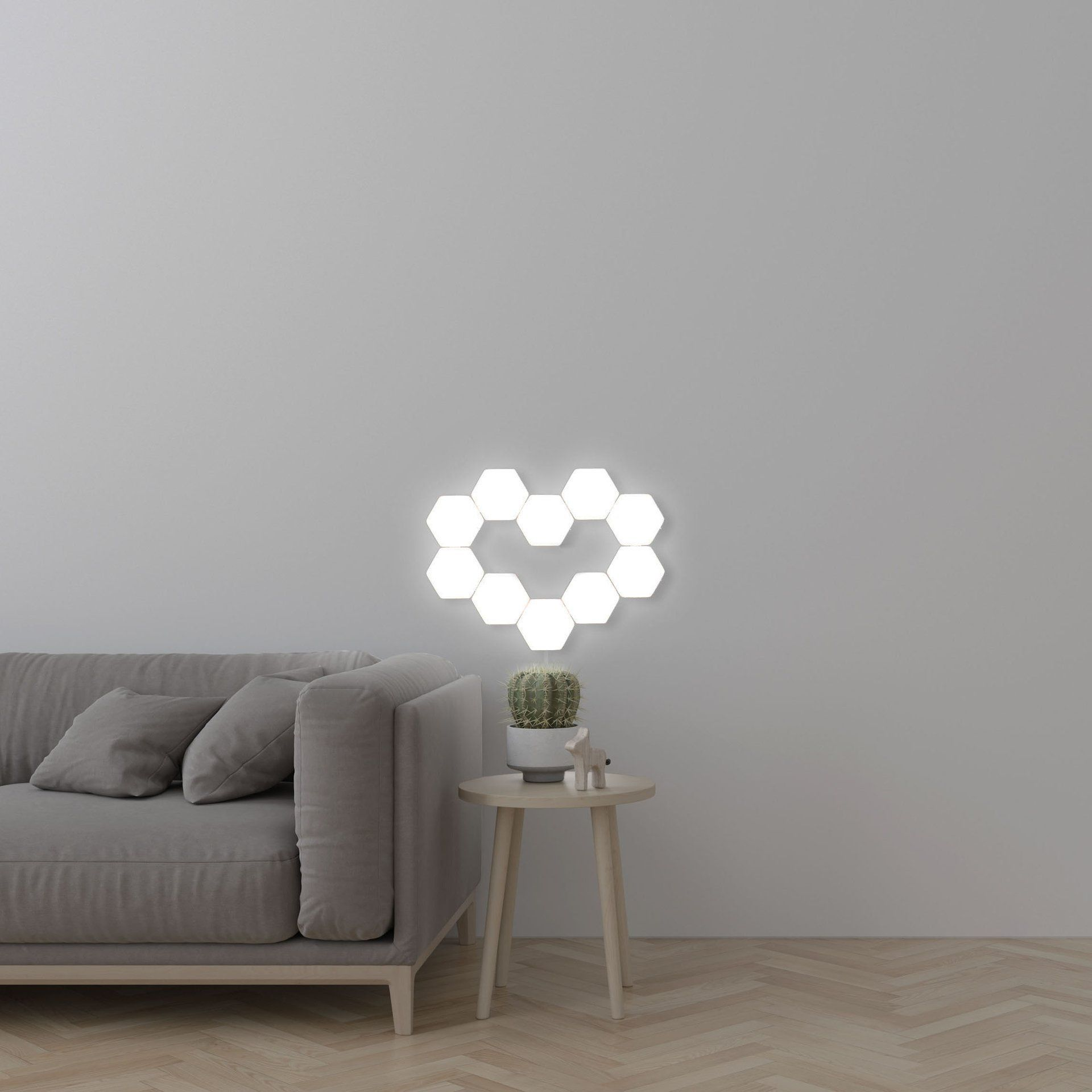 Touch Sensitive Led Lamp Wall Lights Bright Rooms Creative Decor