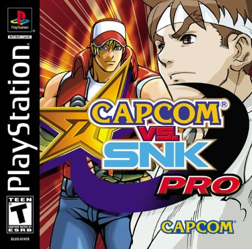 Capcom Vs Snk Pro Jogos Online Jogos De Playstation Jogos