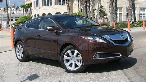 2010 Acura ZDX First Impressions | Winnipeg Used Cars, Winnipeg Used on