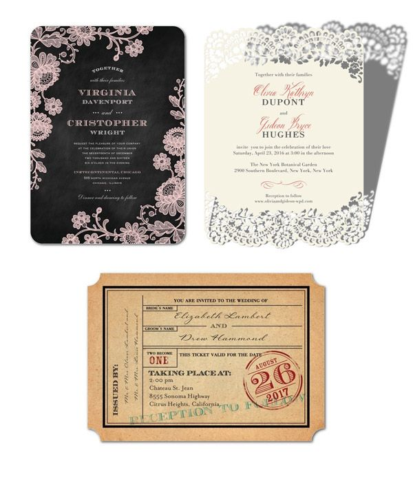 Wedding Paper Divas Invitations That Are True To The Two Of You Wedding Inspirasi Wedding Paper Divas Invitations Wedding Paper Divas Invitations