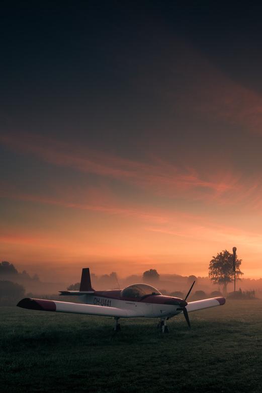 Red Dawn by Mikko Lagerstedt