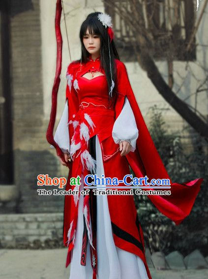 d98aea06e7ed6 Chinese Costume Ancient China Dress Classic Garment Suits Fairy ...