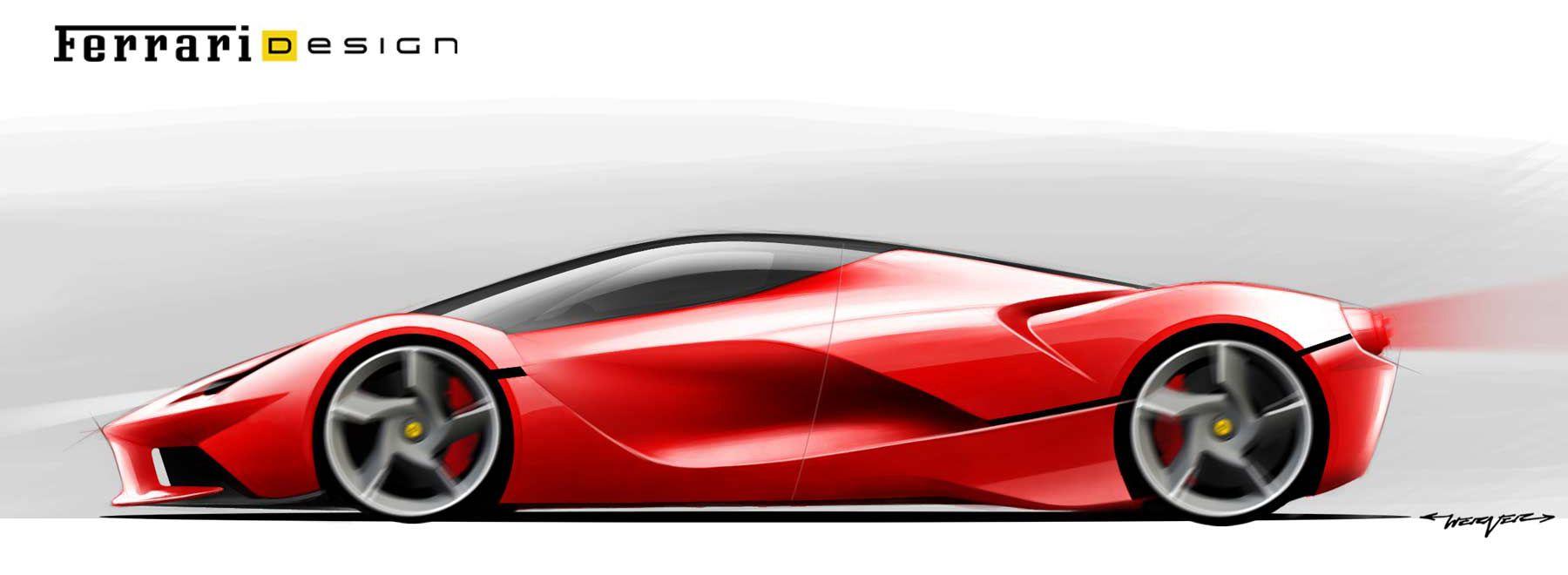 Ferrari laferrari concept development sketch 111g 1800660 ferrari laferrari concept development sketch 111g 1800660 vanachro Gallery