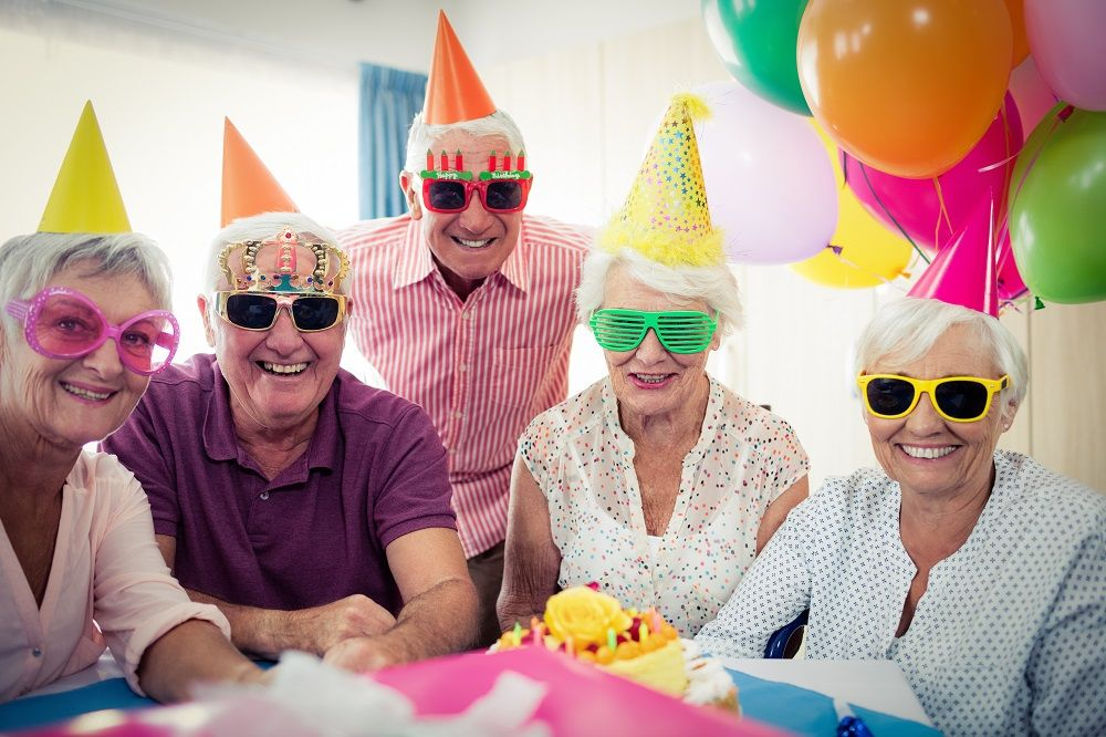 Activities to Celebrate Older Americans Month Senior