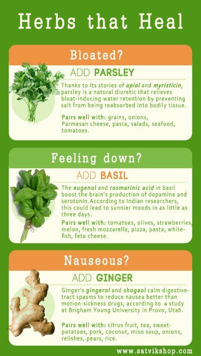 #Herbs have long been an acceptable way to fight common ailments.