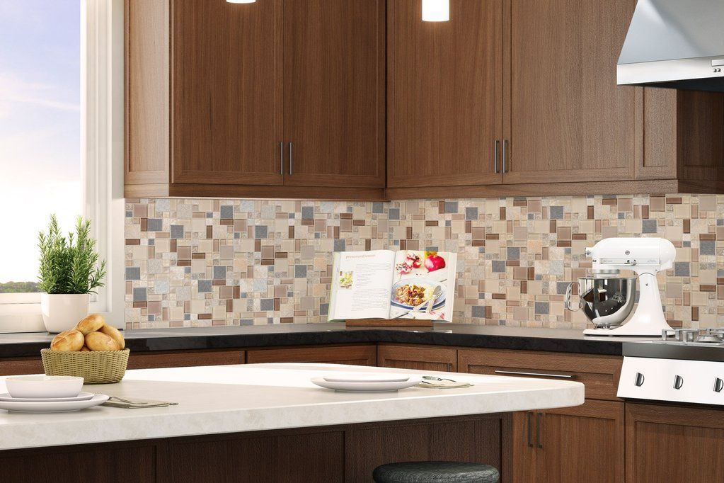 Backsplash Made W Recycled Materials Http Www Kitchens Com