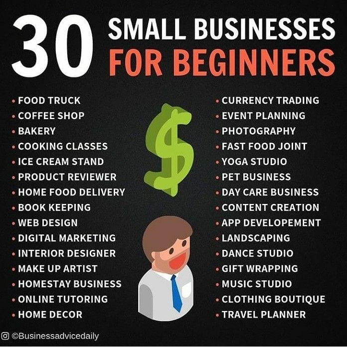 Creative Businessideas