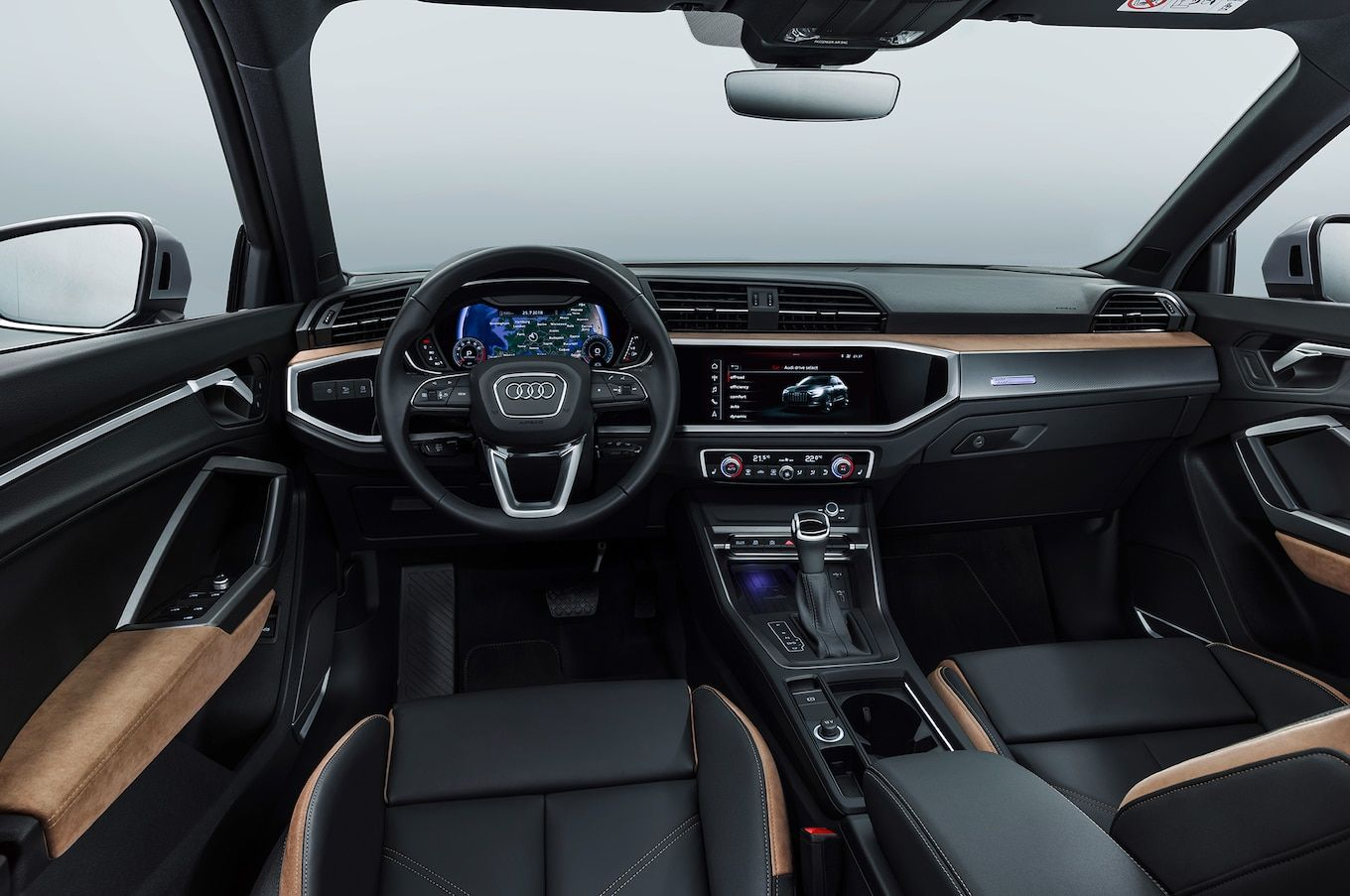 2019 Audi Q3 First Look Much More Modern Audi Q3 Audi Suv Prices