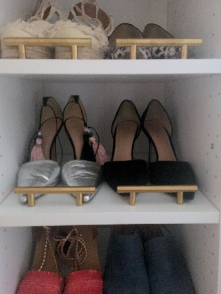 A Classy Tall Shoe Cabinet To Fit Small Entryways Ikea Hackers Armoire Chaussures Meuble Chaussure Placard Chaussure