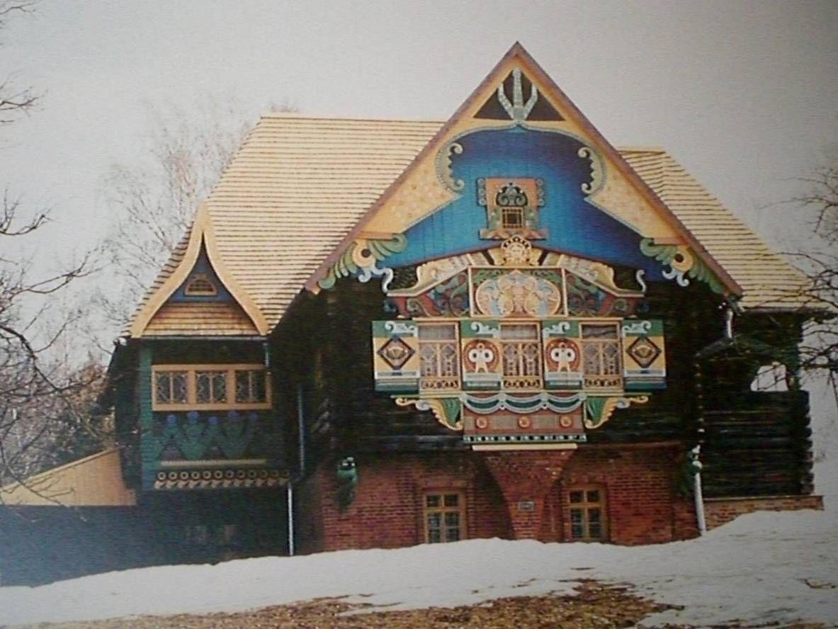 Sergueï Malioutine, Teremok, 1901, Smolensk Talachniko