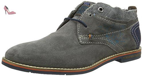 Tosco, Derbys Homme, Blau (Blue), 50 EUFretz Men