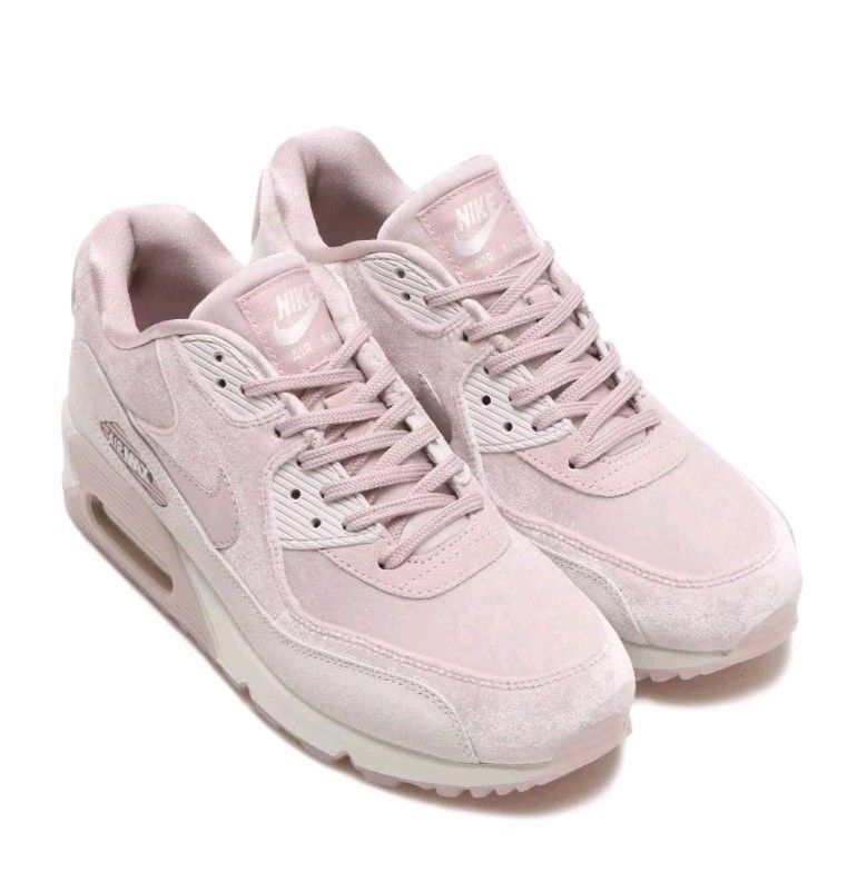 Womens Air Max 90 LX Particle Rose Velvet Size 10 (898512 600)  fashion   clothing  shoes  accessories  womensshoes  athleticshoes (ebay link) 9e1406474