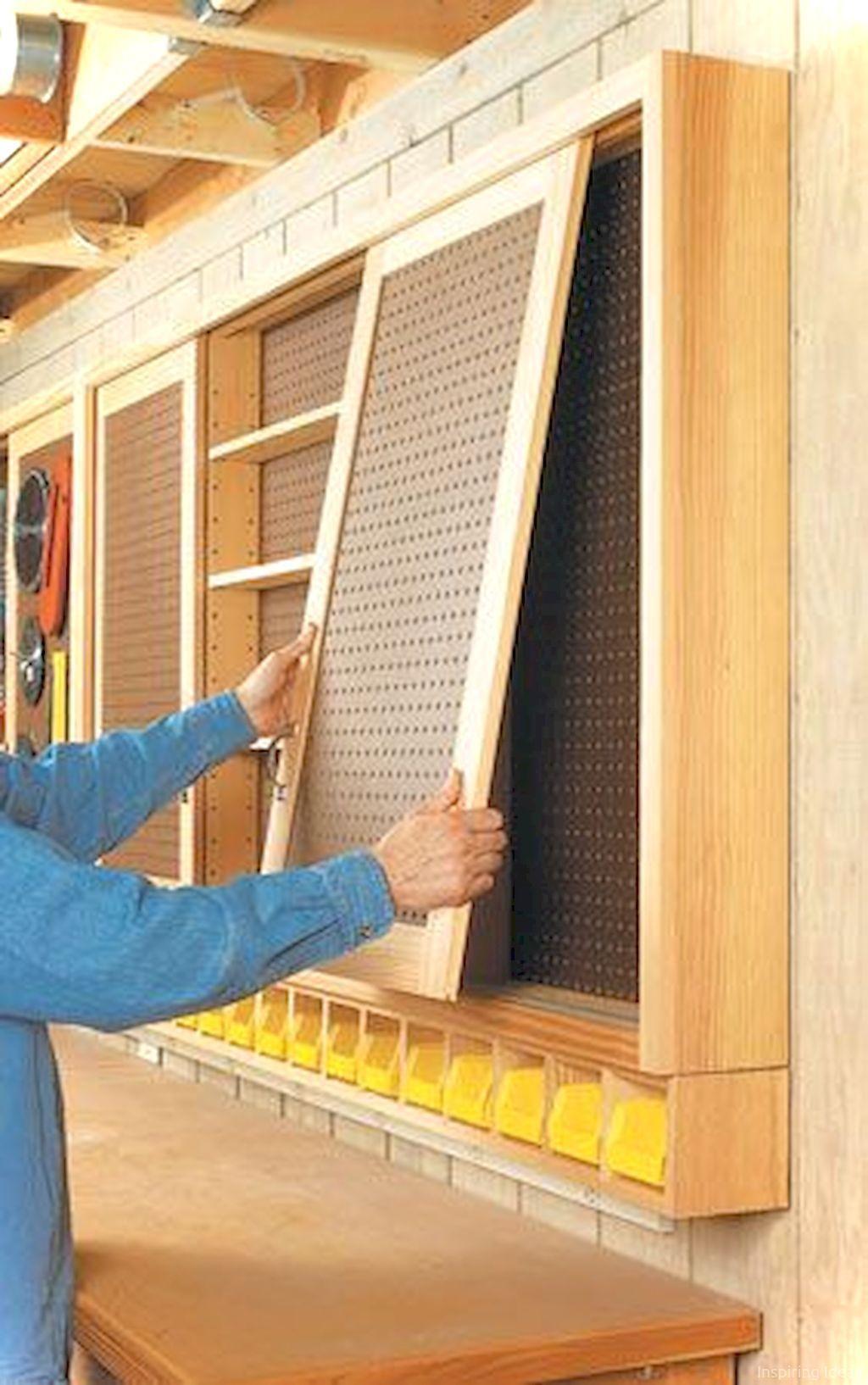 Genius garage organization ideas 50   Woodworking shop ...