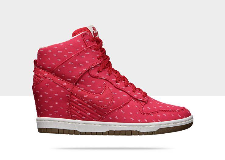 Nike Dunk montante Sky High Print Chaussure montante Dunk  Nike et Pour femme d833f8